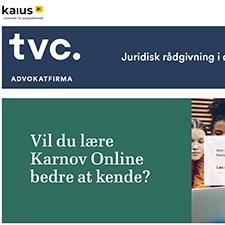 Kaius.dk og Jurajob.dk